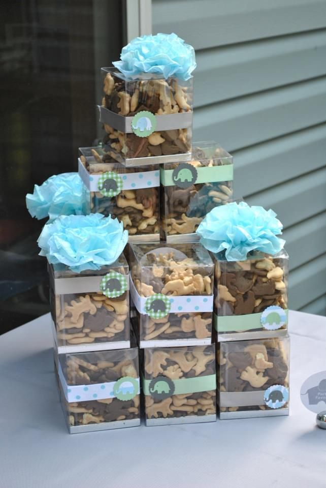 Stacked Favors
