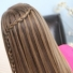 Feather Waterfall Braid