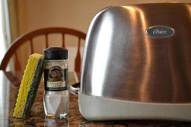 Clean Your Toaster with Tartar