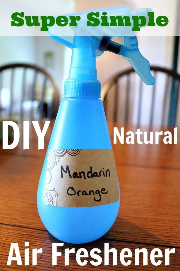 how to clean the air in your home naturally