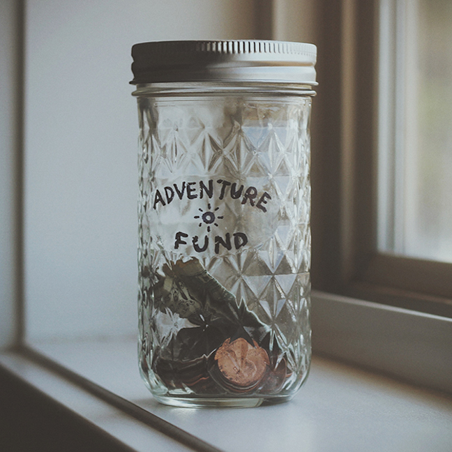 Make an Adventure Fund Jar