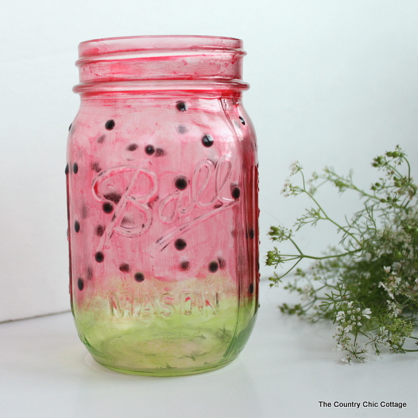 An Adorable Watermelon Jar