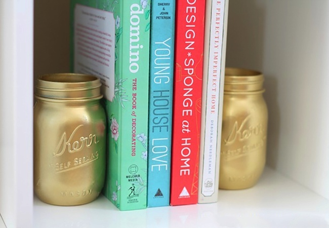 Home Decor: Make Fun Bookends