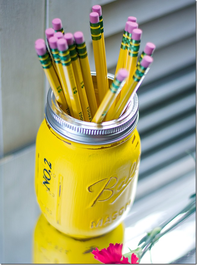 Home Storage: Pencil Cup