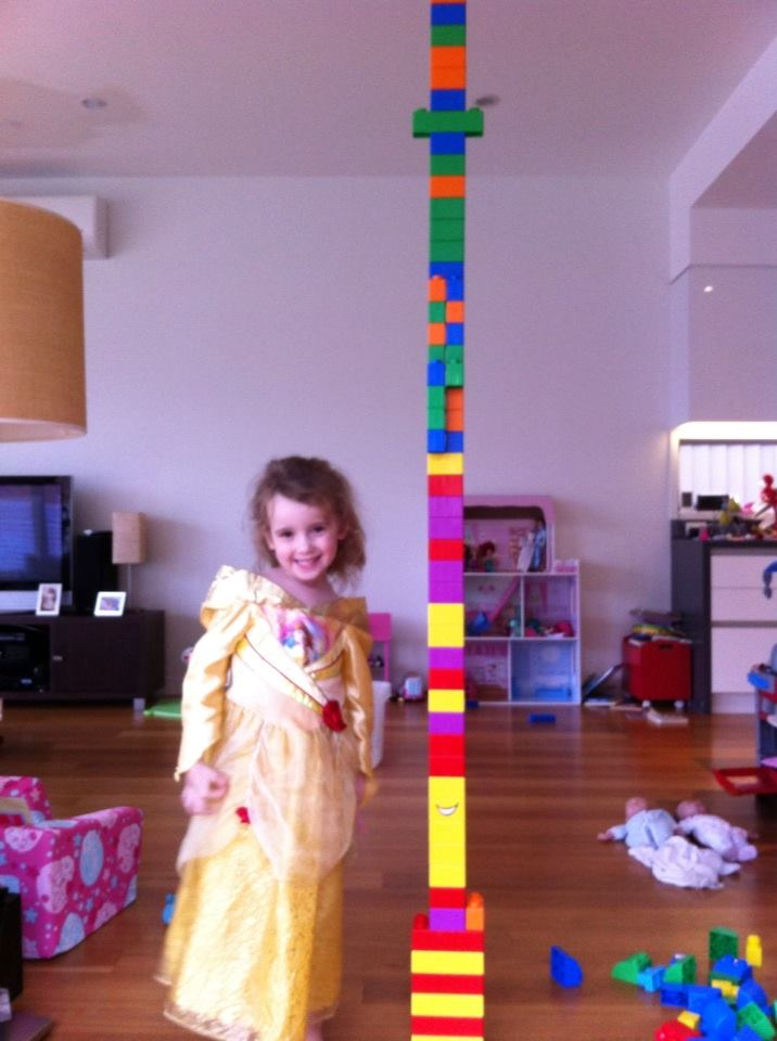 Build a block tower