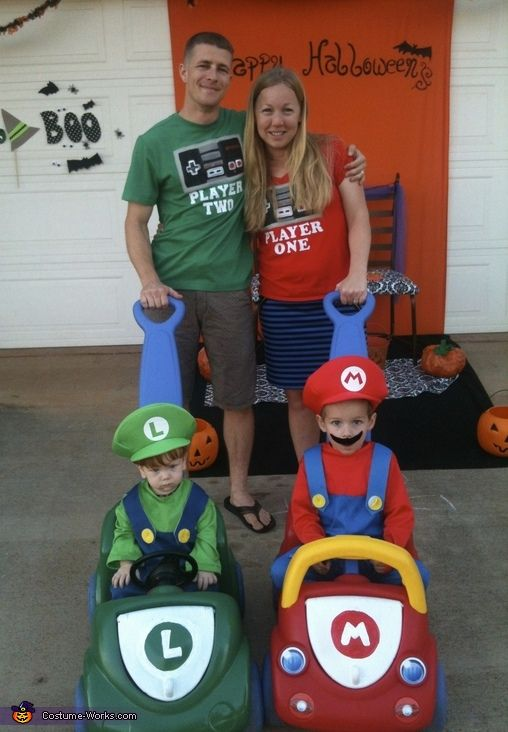 Super Mario Bros. Costumes