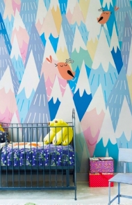 11 Adorable Nursery Wall Murals For Your Baby S Room