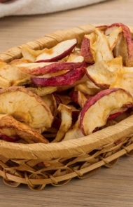 3-Ingredient Apple Chips