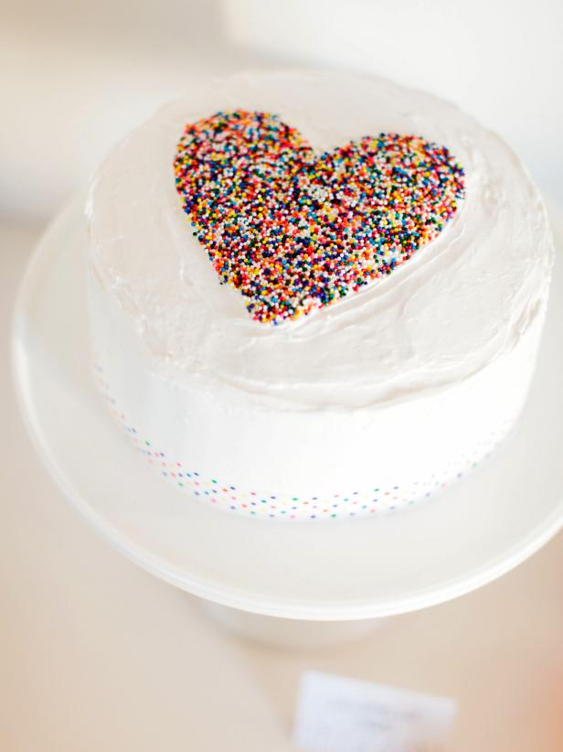 Food Network Sprinkle Cake