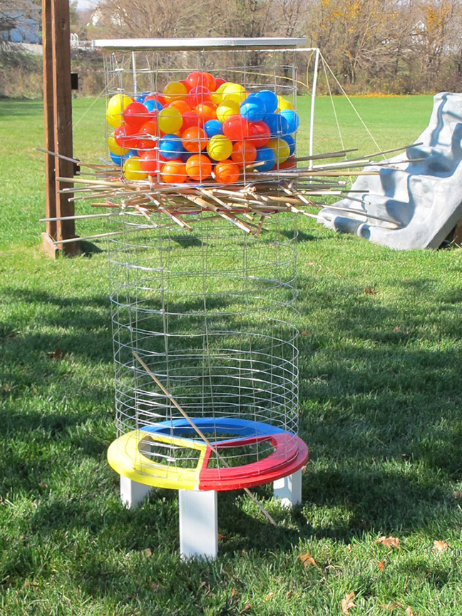 21 Kid Friendly Games For The Backyard Or Lawn Momtastic