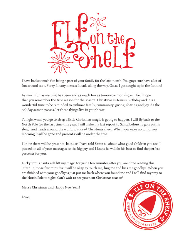 photograph relating to Elf on the Shelf Printable Story named 26 Enjoyable and Cheeky Elf upon the Shelf Guidelines Small children Get pleasure from