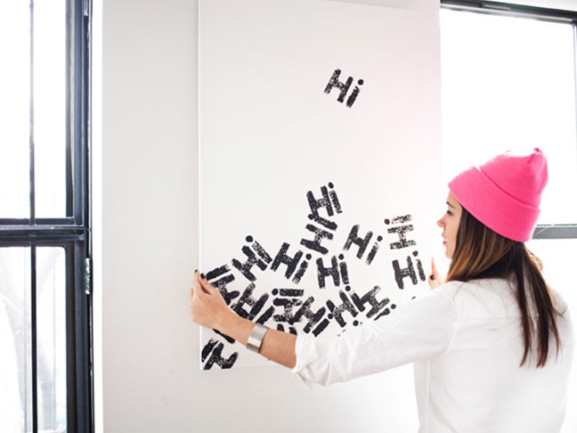31 diy wall art ideas you can do in less than two hours