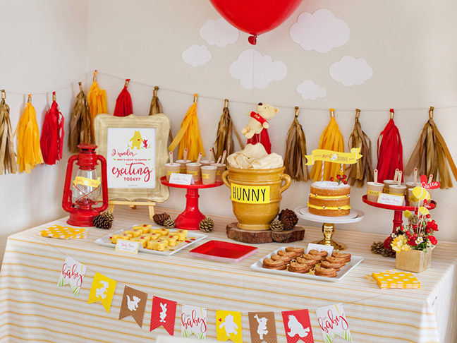 baby shower themes that aren't tacky, Baby shower