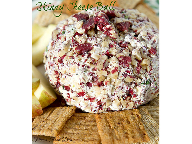 Skinny Cheese Ball