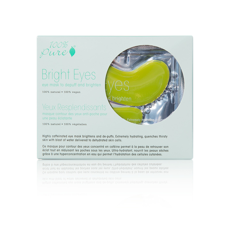 100 Percent Pure Bright Eyes Mask