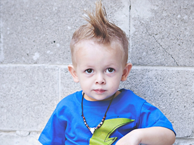 8 On-Trend Summer Styles & Haircuts for Boys