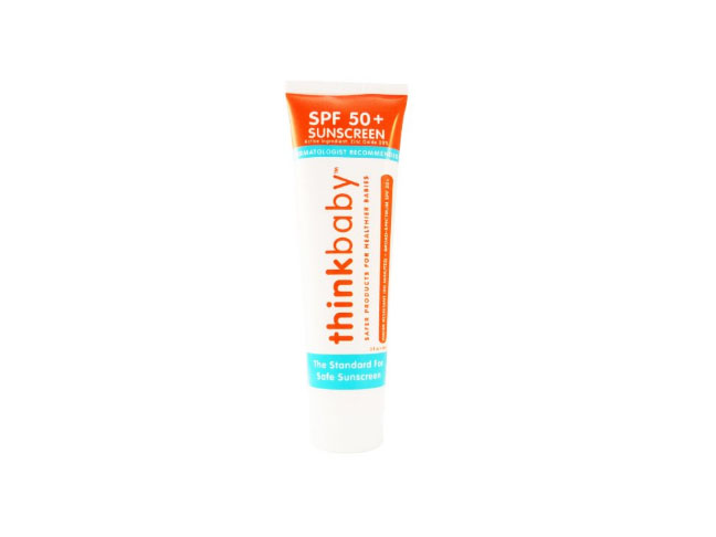 ThinkBaby Safe Sunscreen, SPF 50+