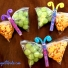 Fancy Up Snacks with Homemade Butterfly Clips