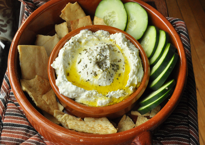 Spicy Mediterranean Feta Dip Recipe