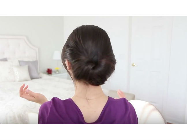 The Easy Everyday Updo