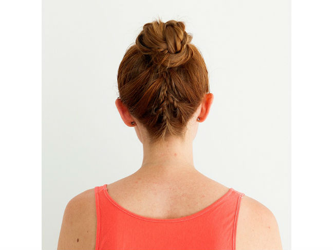 The Multi-Braided Updo