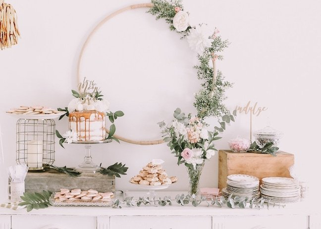 Exceptional Bohemian Baby Shower Theme
