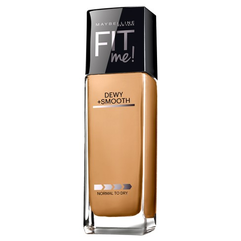 Maybelline New York Fit Me Dewy & Smooth Foundation