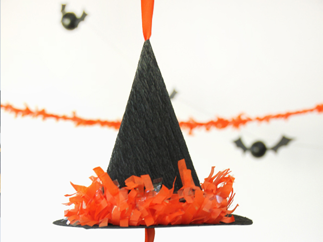 Witch Hat Pinata