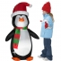Airblown Lighted Penguin