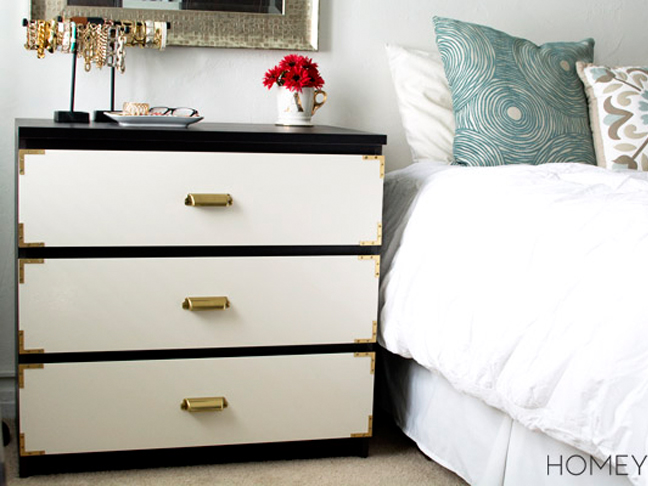 30 ikea malm dresser hacks. Black Bedroom Furniture Sets. Home Design Ideas