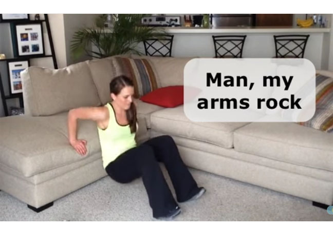 10-Minute Arm Workout