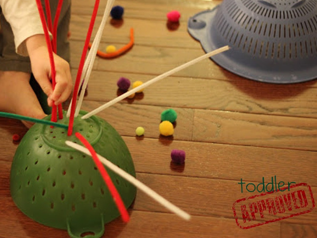 Pipe Cleaner Play