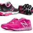Lace Up for the Cure Pink Ribbon Shoes