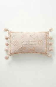 Embroidered Sadie Pillow