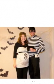 Money Bag & Bank Robber