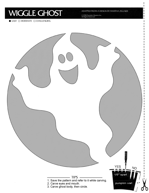 How to carve a pumpkin perfectly free pumpkin carving templates spooky ghost pumpkin maxwellsz