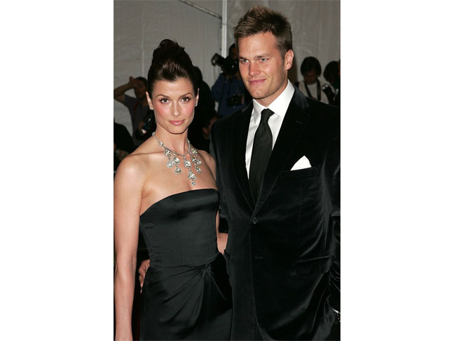 Bridget Moynahan & Tom Brady