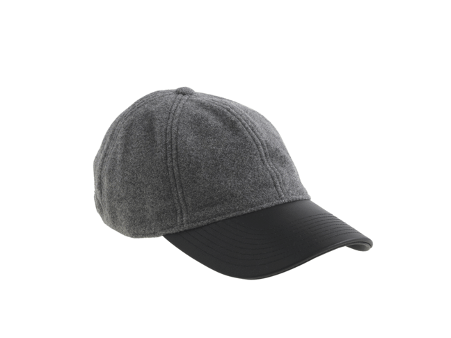 The Baseball Cap Trend