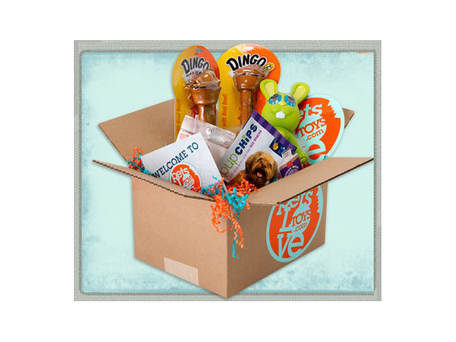 Pets Love Toys ($19.95+/month)
