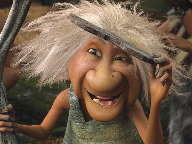 meet the croods voices of lee