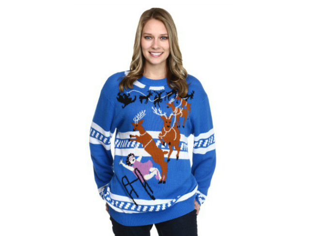 Absolutely Hilarious Ugly Christmas Sweaters What They Say About You