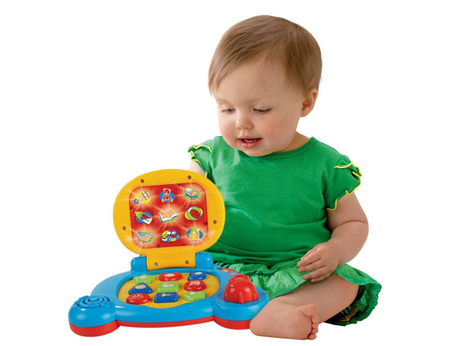 Toys Age 3 5 : Vtech baby s learning laptop