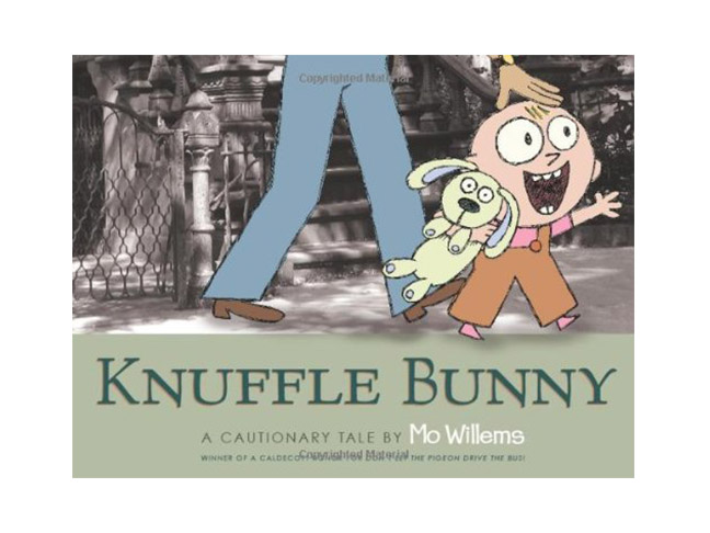 Knuffle Bunny, A Cautionary Tale by Mo Willems